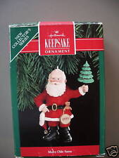 HALLMARK KEEPSAKE MERY OLDE SANTA DATED 1990
