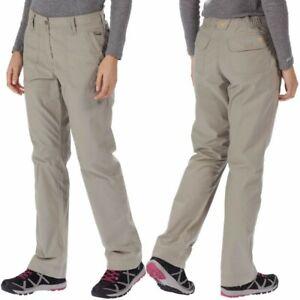 X2 Pairs Women's Regatta Delph Active Walking Golf Casual Cargo Trousers RRP £35
