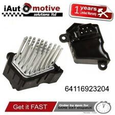 Heater Blower Motor Resistor Final Stage for BMW E39 E46 E53 X5 M5 64116923204 P