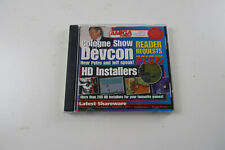 Amiga Format Magazine Cover CD Disc 23 tested & working 200 game HD Installers
