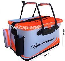63232 Borsa Stagna Kali con porta canne porta ossigenatore mare lago trota  CASG