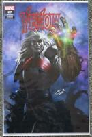 Venom #27 SKAN * Trade * 1st Codex Appearance Marvel 2020 Comic Knull Gauntlet