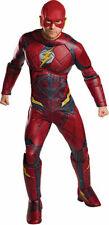 Justice League Flash Adult Plus Costume