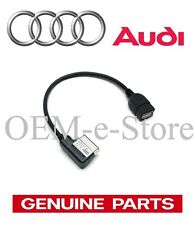 Genuine Audi USB AMI Music Interface Cable *See Chart for Compatible vehicles