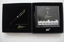 MontBlanc Fountain Pen Tribute to Frederic Chopin New in Box Unused.