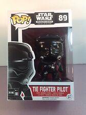 Funko Pop! Vinyl Figure # 89 Tie Fighter Pilot Smuggler's Bounty Exclusive