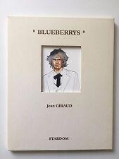 "GIRAUD (MOEBIUS) - PORTFOLIO ""BLUEBERRYS"" TIRAGE LIMITÉ & SIGNE 1000 ex."