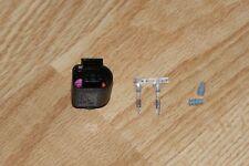 Vw 2 pin water pump plug pour eberspacher webasto diesel bateau chauffe-eau pompe