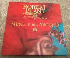 "Robert Plant Shine It All Around 7"" Vinyl Single New Unplayed"