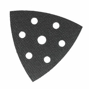 Pad Saver, Protector 93mm Hook and Loop Triangle Sander Plate, Delta Backing Pad