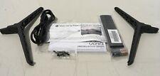 """Vizio Accessories Pack Stand Remote Manual Power Cable for E65-E0 65"""" Smart Tv"""