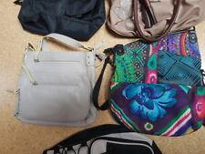 6 Handtaschen Damen und 1 Rucksack Damen
