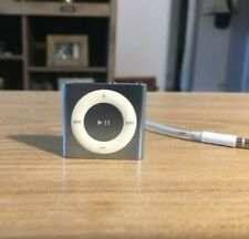 Apple iPod Shuffle 4th Generation (late 2012) 2gb - Light Blue