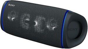 Sony SRS-XB43 Extra Bass Wireless Portable Bluetooth Speaker - Black
