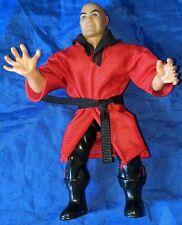 "1985 AWA Remco ""The Clawmaster"" Baron Von Raschke wrestling figure complete"