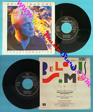 LP 45 7'' BELOUIS SOME Target practice Imagination live 1985 italy no cd mc dvd*