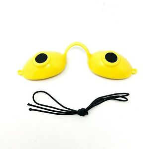 Sun Tan Goggles Tanning Glasses Super Sunnies Protective Eyewear Adjustable Sun