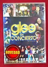 Glee en concierto - DVD - NUEVO