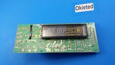 7601P583-60 WP5760M205-60 Maytag Range Oven Clock Timer Board; A2-3b