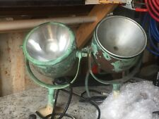 antique boat lamps 1944