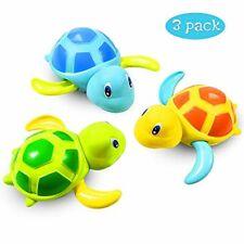 aovowog Niños Juguete de Baño Tortuga Animal Juguete de Beñera para Bebé y N