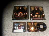 Diablo II Lord of Destruction Expansion Set (PC/MAC, 2001) Mint Game with guide