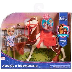 JP Spirit JPL39767 Small Doll & Horse - Abigail & Boomerang