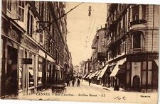CPA Cannes-Rue d'Antibes (262027)