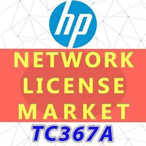 TC367A HP DCNM BladeSystem LTU License E-Delivery