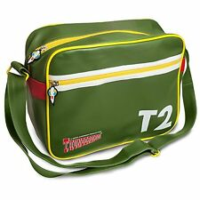 Thunderbirds are Go Thunderbird 2 Messenger Bag Green - International Rescue - L