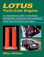 Lotus Twin-Cam Engine Rebuild Maintenance New