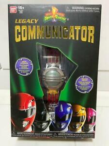 Bandai Power Rangers Legacy Mighty Morphin COMMUNICATOR MMPR Diecast NEW