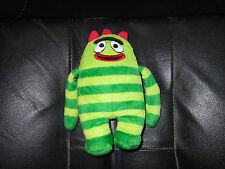 """Yo Gabba Gabba Brobee 7"""" Plush Bean Bag Stuffed Animal, EUC"""
