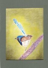 Realism Birds Original Art