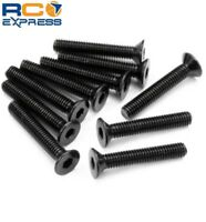 HPI Racing Flat Head Screw M3x18mm Hex Socket Hellfire (10) HPIZ086