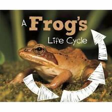 A Frog's Life Cycle (Pebble Plus: Explore Life Cycles) - Hardback NEW Dunn, Mary