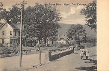 VT - View of Morris Avenue at Mount Tabor, Vermont - Rutland County
