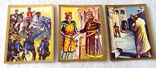 3X1934 Yosma German first issue cards very rare Alles für Deutschland Alva RRR 6