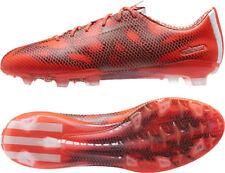 adidas F50 Adizero FG Mens Soccer Cleats / - Solar Red B34853 Sz 11.5