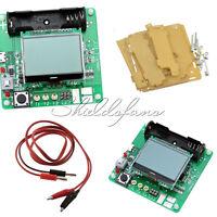 Transistor Inductor Capacitor ESR Meter MG328 Digital LCD Tester + Case
