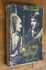 SEM BENELLI: La cena delle beffe  1942  Mondadori