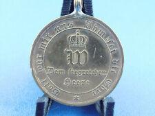 Medaille - Kriegsmedaille 1871-1871 - Dem Siegreichen Heere - Anhänger (A12/140)