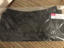 NIP Thirty-One Fitted Elite Purse Skirt in Black, Retired