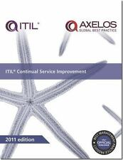 ITIL Continual Service Improvement (Best Management Practice) 2011 PB