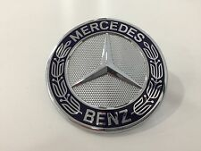 Mercedes-Benz Classic Emblem Blau für Stossstange - 117 156 172 246 213 217 218