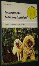 Hongaarse Herdershonden by M. Teubert Kuvasz Puli Cover Hungarian Shepherd Dogs