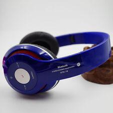 Stn-16 Wireless Bluetooth Headset Earphone Headphone With Micro Sd Card Slot Fm