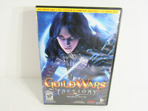 Guild Wars Factions Pre-Order Edition PC With Inserts