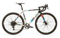 Bicicletta Gravel - Cinelli Zydeco 2020 Sram Apex 1X Mix 11V - Hydraulic Brakes
