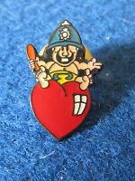 Police Charity Badge - Baby on Heart